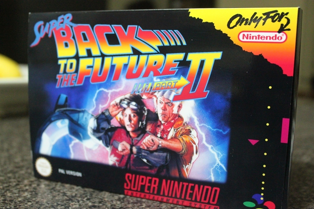 Super Back To The Future II Multi-Region