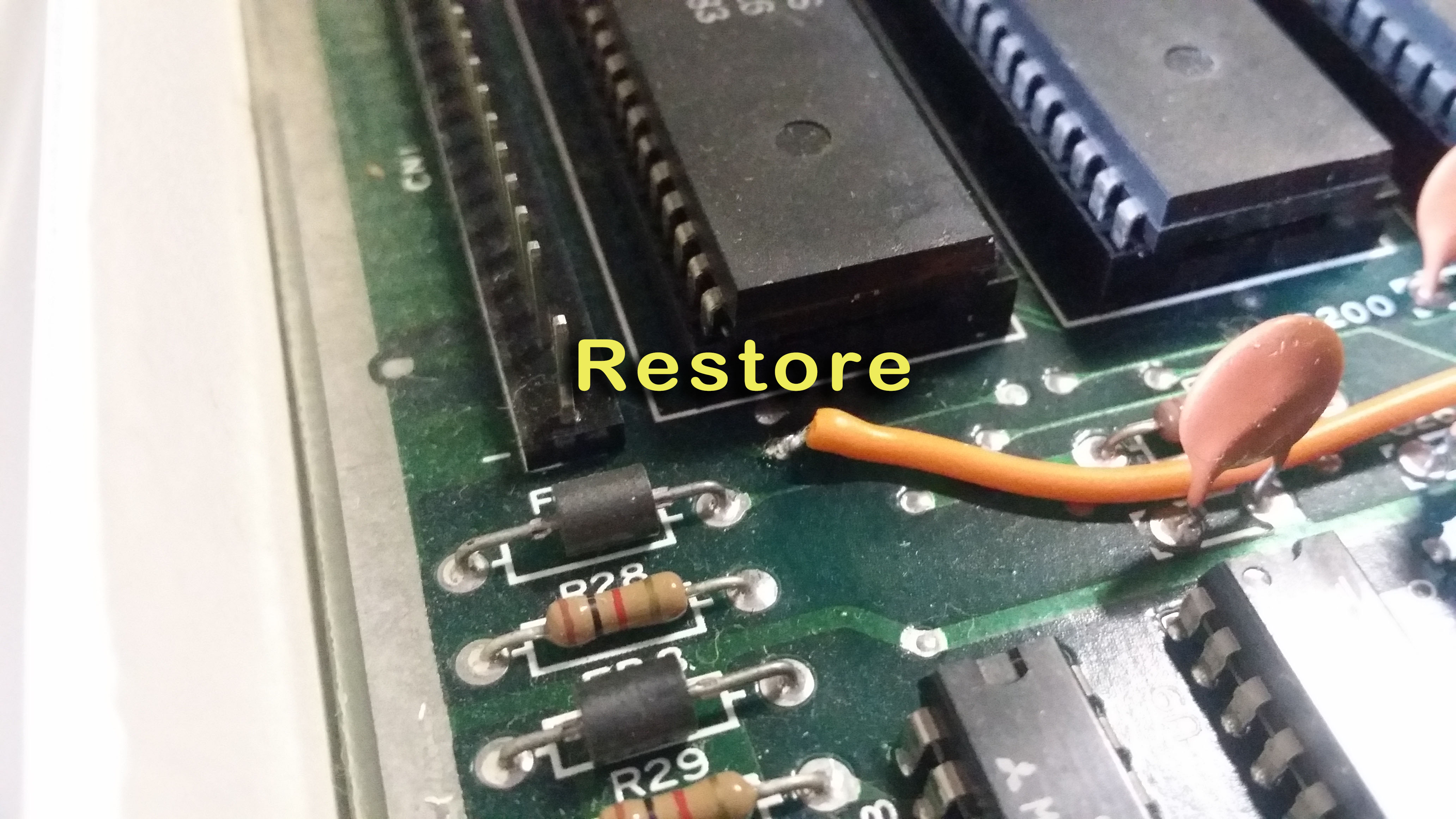 Switchless JiffyDos replacement rom for Commodore 64