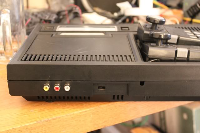 Colecovision AV modification