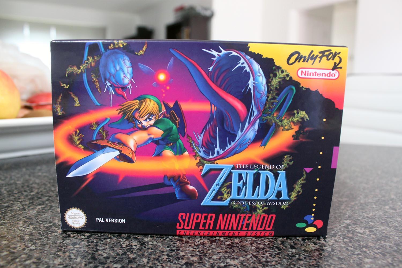 Legend Of Zelda Goddess Of Wisdom, Melbourne Console Reproductions