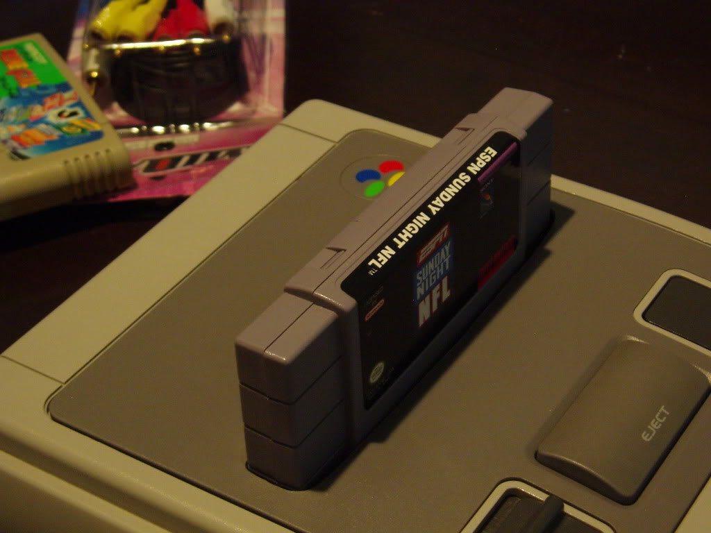 Super Nintendo Cartridge Widen