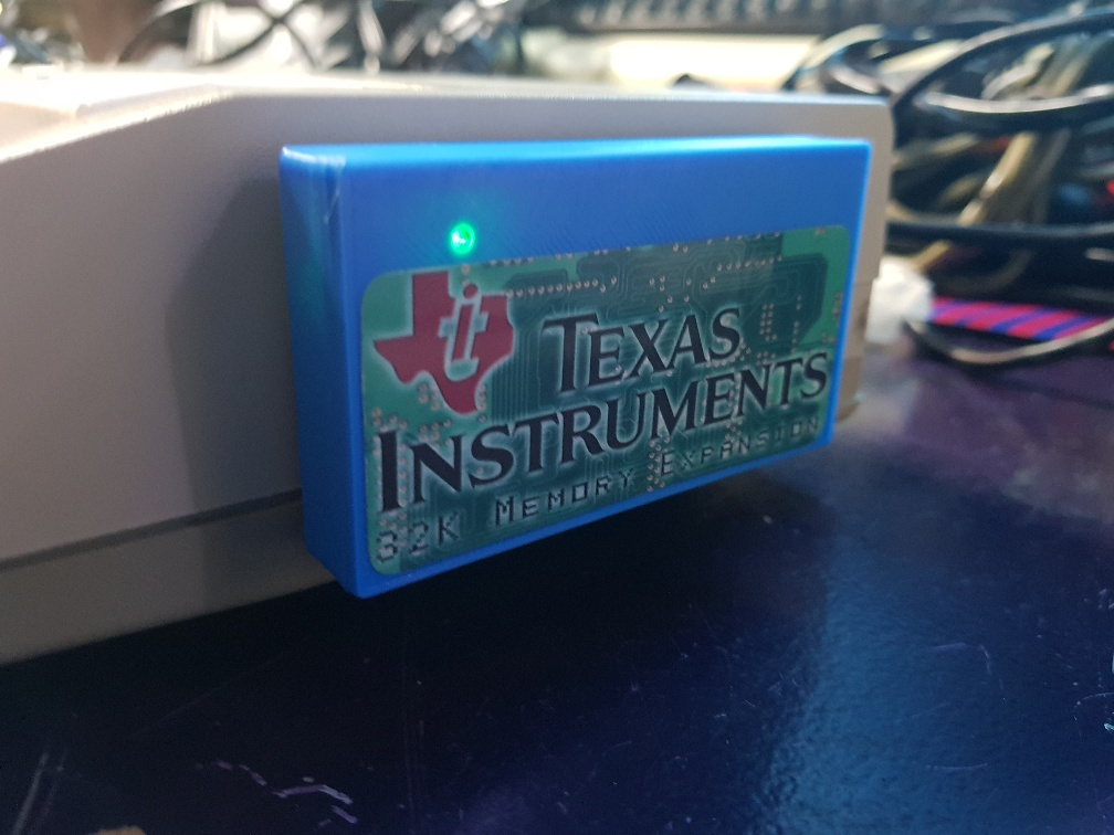 Texas Instruments TI99/4A 32K Memory Expansion